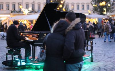 My next Christmas Street Concerts