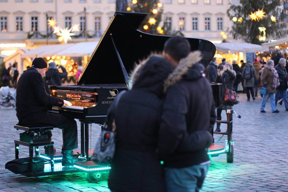My next Christmas Streetconcerts