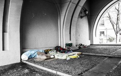 Mehr Hilfe für Obdachlose