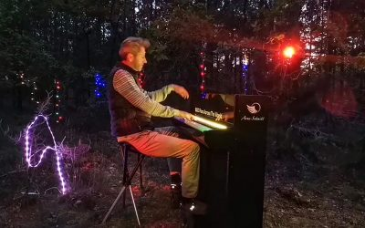 Forest Piano Concert