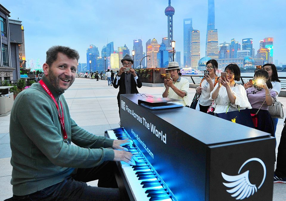 Piano Across China – Summer 2018